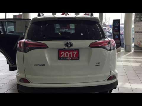 2017 RAV4 LE AWD - Milton Toyota