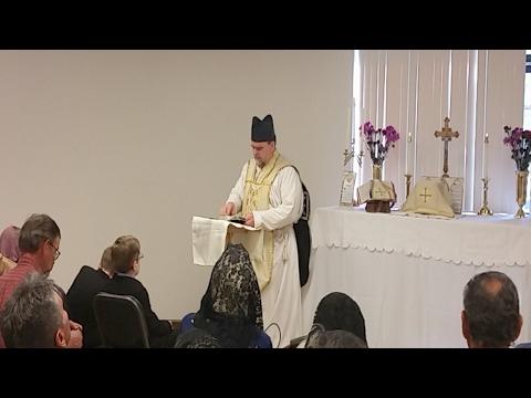 Fr. J.P Sunday March 26th 2017