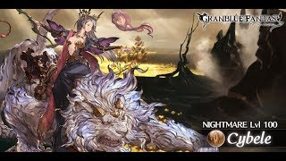 [Granblue Fantasy] Unite&Fight Final 3rd Day - Spamming Reload Button on Lv 100 Cybele