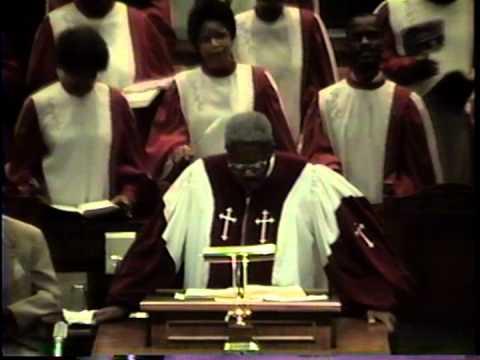 The Late Suff. Bishop Joseph D. Farris Seeking After God. 71292