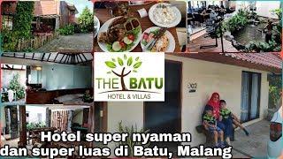 Gambar cover Hotel super nyaman di Batu - The Batu Hotel & Villas review by A Colourful Family