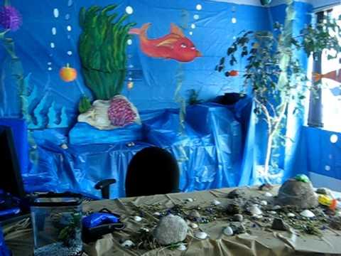 Aquarium Office Prank.avi