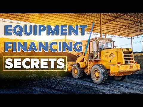 Equipment Financing – How To Save 87.39% On Your Payment [Case Study]