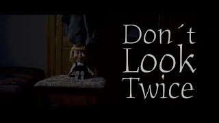 Don't Look Twice | Short Horror Film Reaction