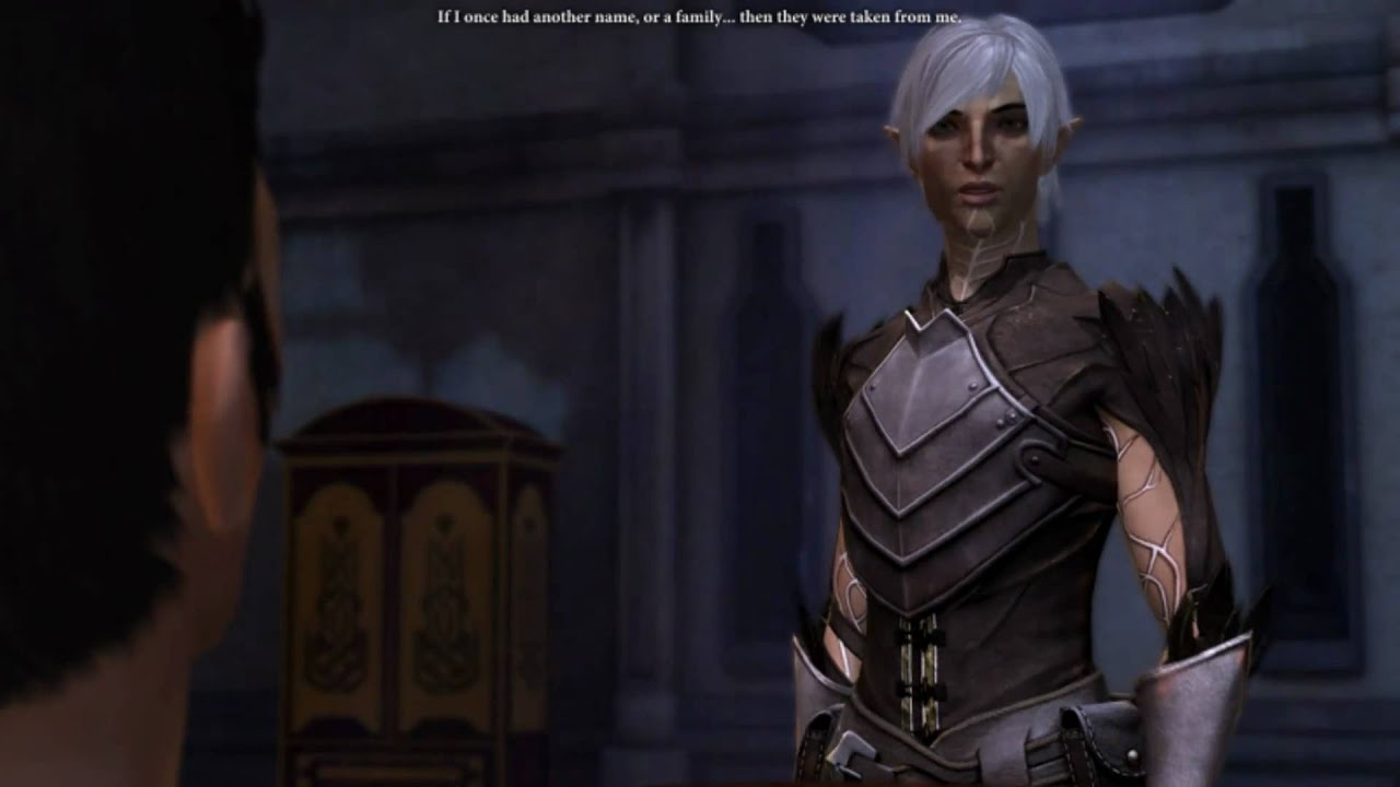 Dragon Age 2 flirt