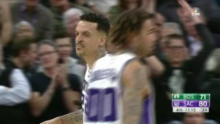 Boston Celtics at Sacramento Kings - February...