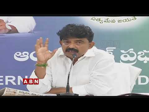 Reasons Behind Minister Perni Nani Comments on ABN AndhraJyothy Land in Visakha | Weekend Comment RK