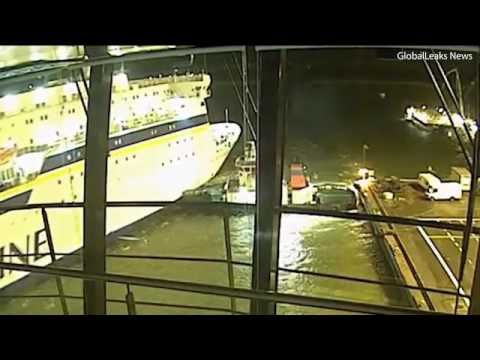Tiny tugboat rescues ferry from deadly crash in Finland Dail