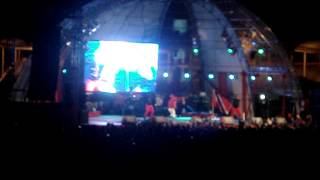 machel montano hd performing advantage live at color me red st.lucia 2012