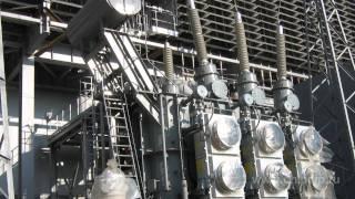 видео Главные схемы электростанций и подстанций