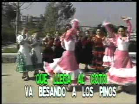 Sevillana - Sueña la margarita - Karaoke