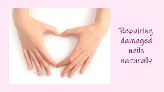 Nail care: repairing damaged nails Thumbnail