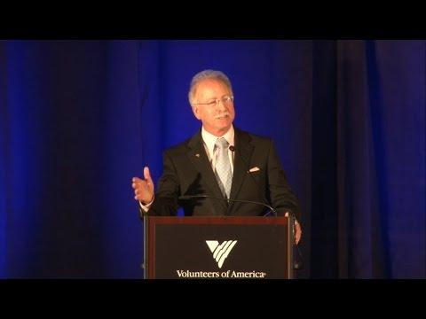 2016 Volunteers of America President's Address | CEO Mike King