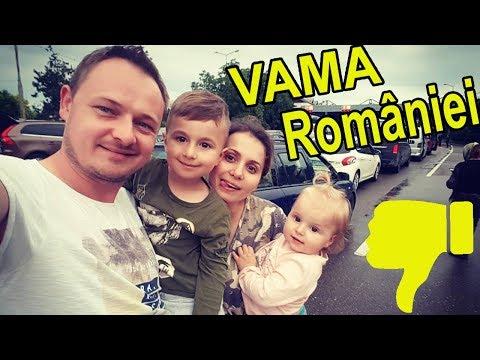 Romania Tour | Vama Romaniei 1.5 Ore de Asteptare