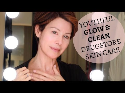 Budget Beauty: Drugstore Skin Care | Clean Youthful Glow | Dominique Sachse