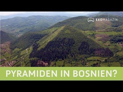 Pyramiden in Bosnien? Künstliche Strukturen und Energiephänomene - Sam Osmanagich | ExoMagazin