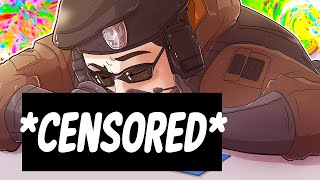CRACKED Moments in Rainbow Six Siege