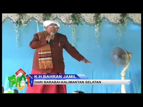 Download KH. Bahran Jamil (Barabai) - Ceramah 09 Januari 2019 -  MP3 & MP4