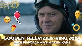 Vijf nieuwe tv-programma's op nominatielijst Gouden Televizier-Ring