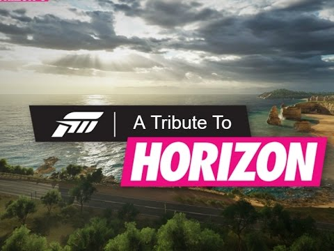 A tribute to Horizon (FH 1,2 & 3 Trailers)