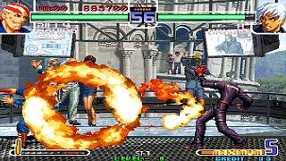 [TAS] KOF 2002 Magic Plus II - Arcade Random Team #41