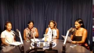Cocktail Time with Sabrina, Tracee with a T and Gail Gotti 9 15 16