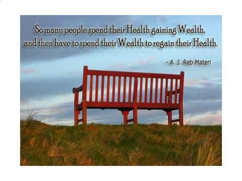The Best Health Quotes , Sayings about Well Being