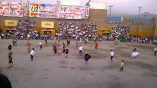 curcuchas barrio bajo lahuaytambo 2015 (complejo santa rosa )