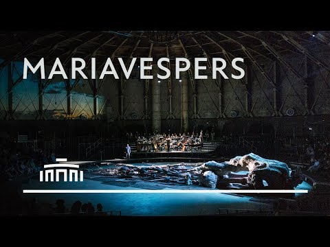Nigra Sum from Monteverdi's Marian Vespers by Dutch National Opera