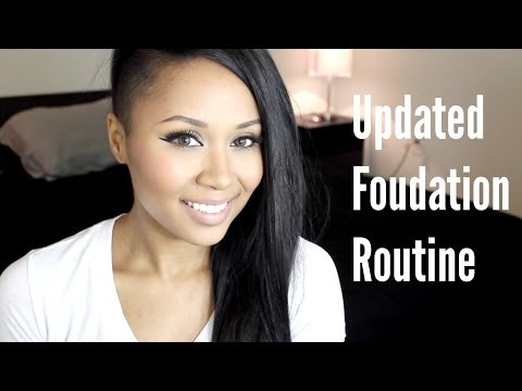 Updated Foundation Tutorial: Highlight/Contour & Brows