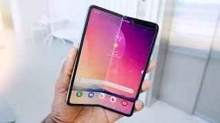 Samsung Galaxy Fold - давай по новій (MKBHD Ru)