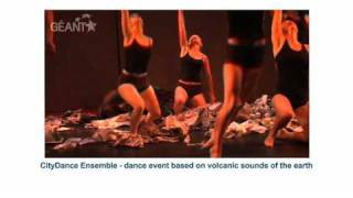 Volcano Dance by CityDance Ensemble