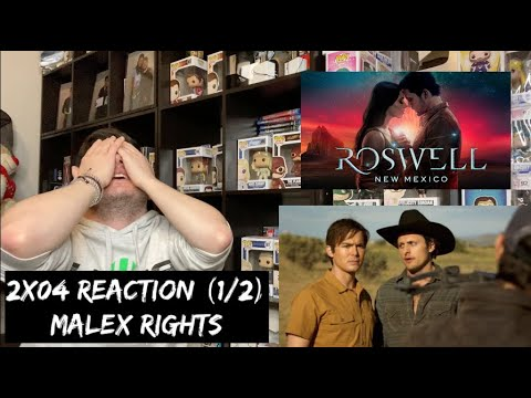 Download ROSWELL, NEW MEXICO - 2x04 'WHAT IF GOD WAS ONE OF US?' REACTION (1/2)