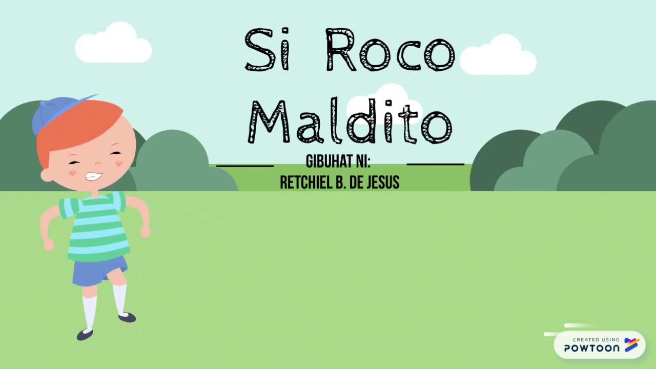 Si Roco Maldito - Kwentong pambata (Bisaya) [With Voice over]