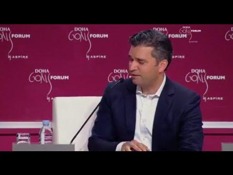 Doha GOALS 2014: Debate: The New Frontiers of Sport