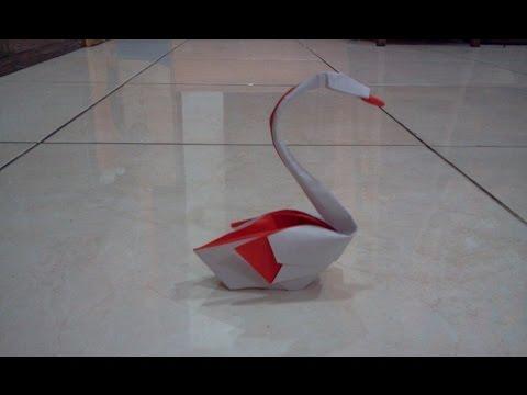 Origami Swan 2-Hoàng Tiến Quyết