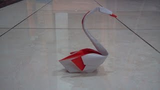 How To Make Origami Swan (hoang Tien Quyet)