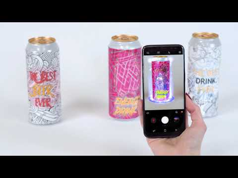 Augmented Reality For Packaging – Case Of Using AR Technology In Food And Beverage Industry