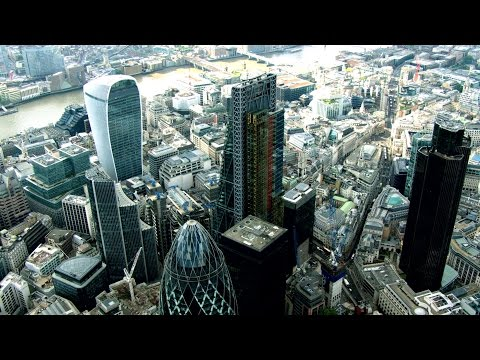 Vision and strategy for shaping the City of London