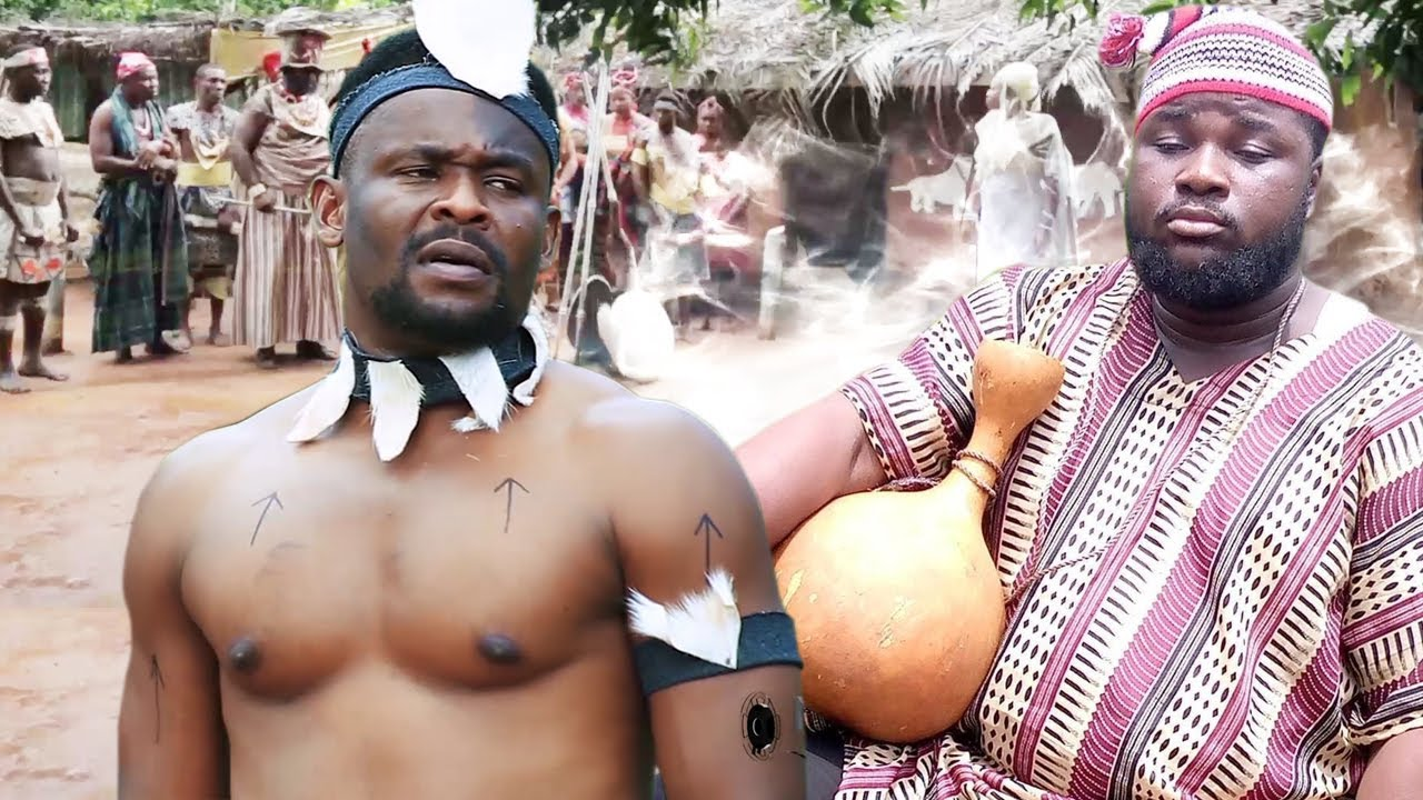 Download The Gods Are Wise complete season 3&4 New Zubby Michael Trending Movie 2021 Nigerian Nollywood Movie