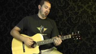 "Guitar Lesson: In the Style of ""Chances Are"", with Andy Schiller of BeyondGuitar.com"
