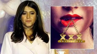 Ekta Kapoor ne XXX 2 web series par Diya Bda Byaan #altbalaji #webseries #controversialbuzz