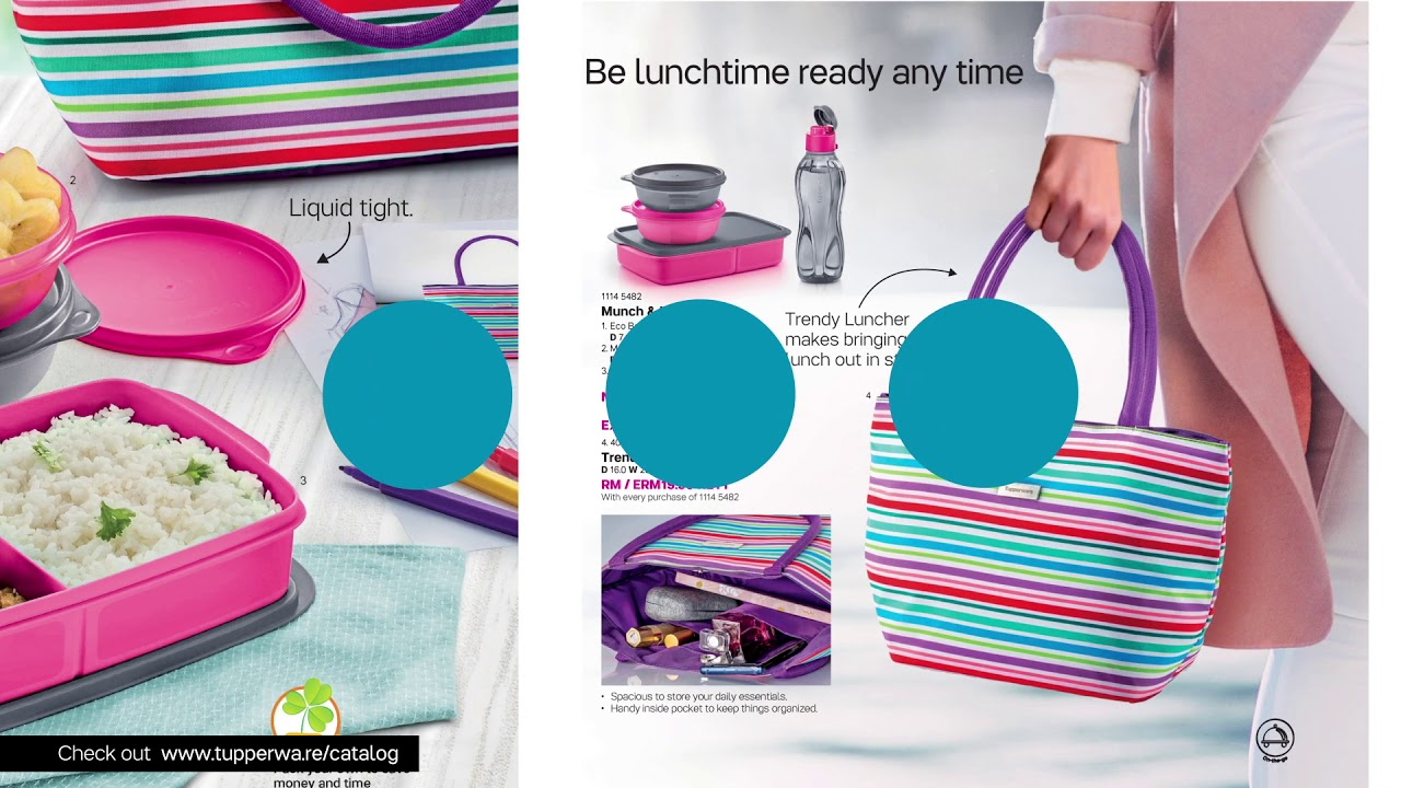 July 2019 Catalog Tupperware Brands Malaysia