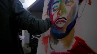 "Craft KIngz ""Art On Everything"" Part.1 ft. @tattmanceez x @craftkingkev"