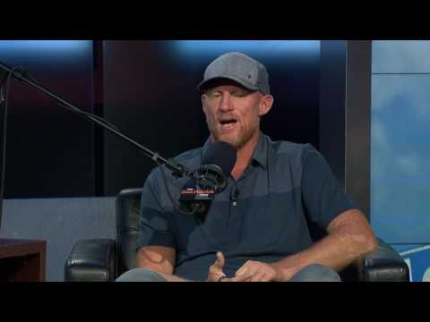 Former NFL player Todd Marinovich brings a gift for Dan and talks recent struggles with addiction