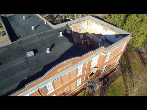 This School Closed In 2001, Look At It Now: Historic Bibb City Elementary School