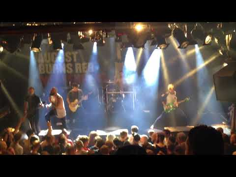 August Burns Red - Invisible Enemy (NEW...