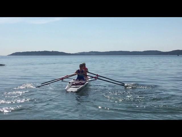 Premier stage Liteboat d'aviron de mer - Sainte Maxime