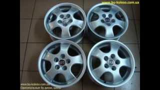 Оригинальные диски шины(, 2013-05-25T09:53:12.000Z)