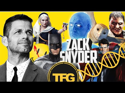How to Direct like Zack Snyder - Visual Style Breakdown